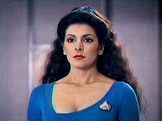 Troi Sure is Pretty